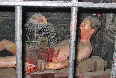 Penyiksaan terkejam rat torture