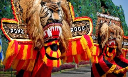 Reog Ponorogo Jawa Timur