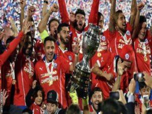 juara Copa Amerika 2016