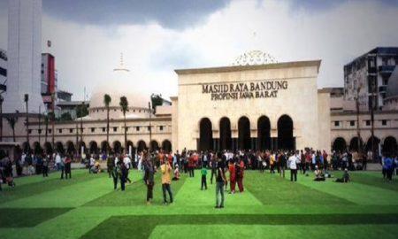 Masjid Agung Di Bandung